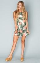 MUMU Gomez Mini Dress ~ Paradise Found
