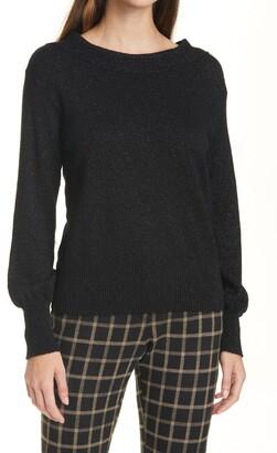 SEVENTY VENEZIA Sparkle Pullover Sweater