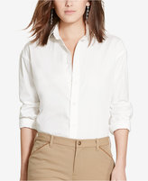 Polo Ralph Lauren Boyfriend Fit Classic Shirt