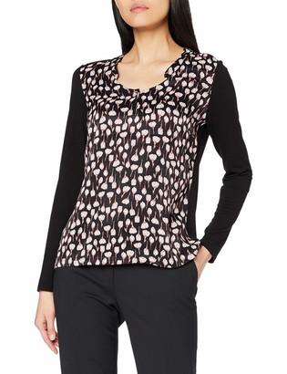Comma Women's 81.912.31.8020 Long Sleeve Top