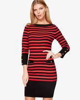 Thumbnail for your product : Phase Eight Azelia Stripe Knit Dress