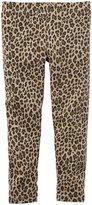 Carter's Animal Print Leggings (Toddler/Kid) - Leopard-3T