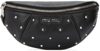 Miu Miu Studded Belt Bag