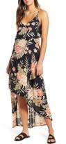 Billabong The Best Dress Sleeveless Maxi Dress