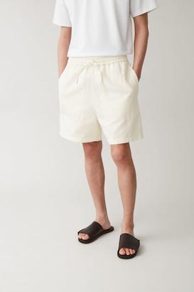 Cos Boxy Shorts With Drawstring
