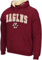 Colosseum Men's Boston College Eagles Arch Logo Hoodie