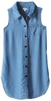 Splendid Littles Tencel Denim Tunic (Big Kids)