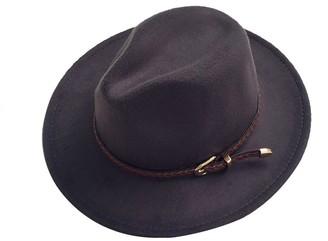 Goodnight Macaroon 'Panny' Wool Felt Fedora Hat (9 Colors)