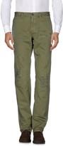 Incotex Red Casual pants - Item 13050345