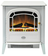 Dimplex Courchevel 2kW Electric Freestanding Stove