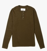 Reigning Champ L/S Henley