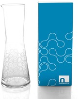 notNeutral Links Etched Carafe