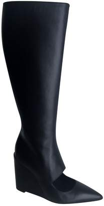 J.W.Anderson \N Black Leather Boots