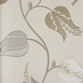Garden Collection Osborne & Little - Persian Isfahan Tulip Wallpaper - W649003