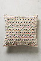 Anthropologie Roped Pillow
