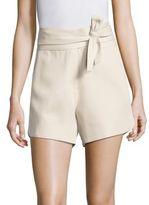 IRO Magik Tie-Waist Shorts