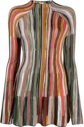 M Missoni graphic stripe jumper