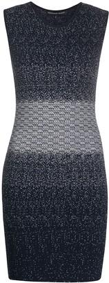 Antonino Valenti Gradient Print Dress