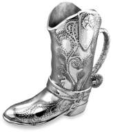 Wilton Armetale Cowboy Boot 2-Quart Beverage Pitcher