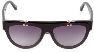 Stella McCartney 53MM Flip-Up Sunglasses