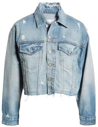 Boyish The Harvey Denim Jacket In Some Like It Hot - S