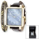 Steve Madden Men's Quartz Gold-Tone Casual Watch