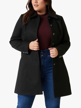 Forever New Curve Emily Dolly Coat