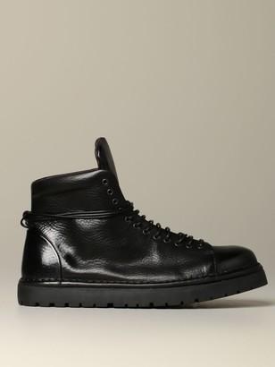 Marsèll Chukka Boots Ankle Boot Pallottola Pedula In Volonata Leather