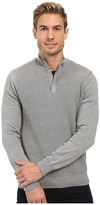 Perry Ellis Color Block 1/4 Zip Sweater