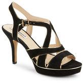 Karl Lagerfeld Paris Eloise Platform Stiletto Sandals