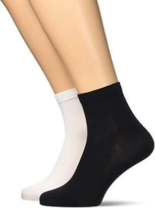 Dim Women's 024V Ankle Socks,6/8