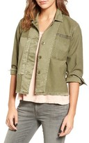 Current/Elliott Women's Military Jacket