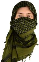 Mato & Hash Military Shemagh Tactical 100% Cotton Scarf Head Wrap - CA2100