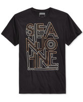 Sean John Men's Logo Graphic-Print T-Shirt, Only at Macy's