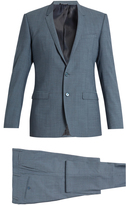 Dolce & Gabbana Gold-fit stretch-wool suit
