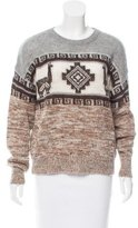 Etoile Isabel Marant Alpaca-blend Knit Sweater