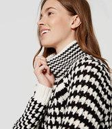 LOFT Herringbone Sweater