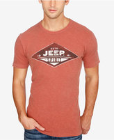 Lucky Brand Men's Jeep Spirit Graphic-Print Cotton T-Shirt