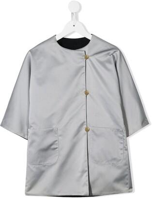Señorita Lemoniez Reversible Earth Coat