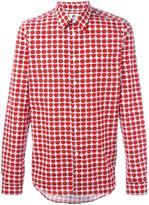 Paul Smith rose print shirt
