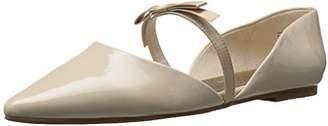 BC Footwear Women's Arc Pointed Toe Flat
