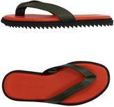 Kris Van Assche KRISVANASSCHE Toe strap sandals
