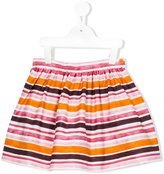 Il Gufo striped skirt - kids - Cotton/Spandex/Elastane - 5 yrs