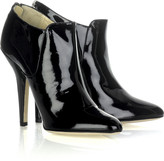 Reba leather ankle boots