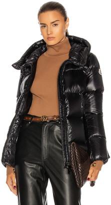 Moncler Seritte Jacket in Black | FWRD
