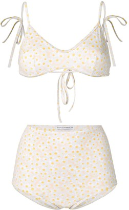 Sian Swimwear Daisy Print Swim Set
