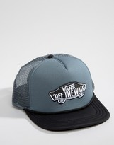 Vans Classic Trucker Hat In Blue V00H2VKP8