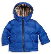 Burberry Toddler Boy's Lightweight Quilted Jacket