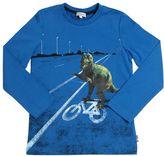 Paul Smith T-Rex Printed Cotton Jersey T-Shirt