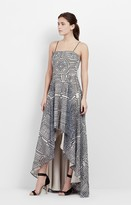 Nicole Miller Mola High Low Gown